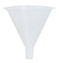 Funnel for DeKups disposable cup system